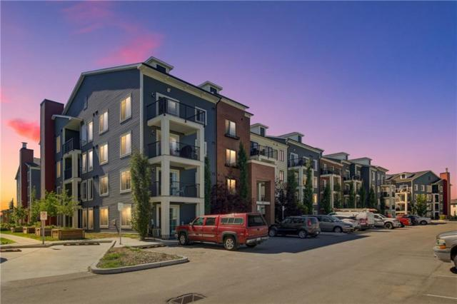 755 Copperpond Boulevard SE #3309, Calgary, AB T2Z 4R2 (#C4238848) :: Canmore & Banff