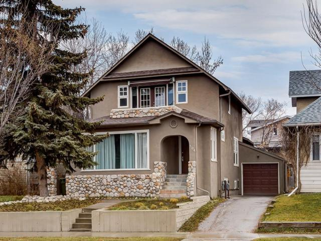 504 Memorial Drive NW, Calgary, AB T2N 3C4 (#C4238849) :: Calgary Homefinders