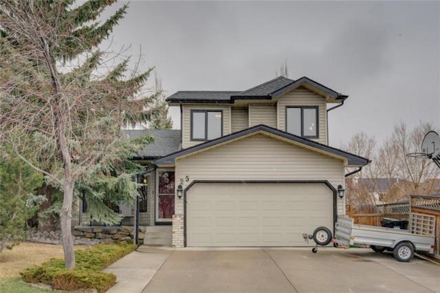 25 Macewan Ridge Circle NW, Calgary, AB T3K 3W3 (#C4238854) :: Calgary Homefinders