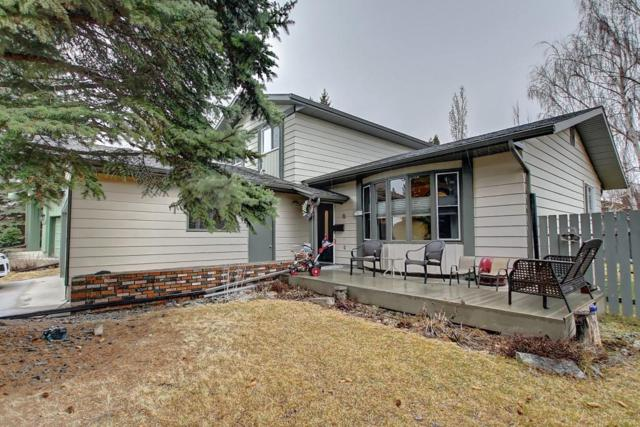 367 Queensland Place SE, Calgary, AB T2J 4T2 (#C4238855) :: Canmore & Banff