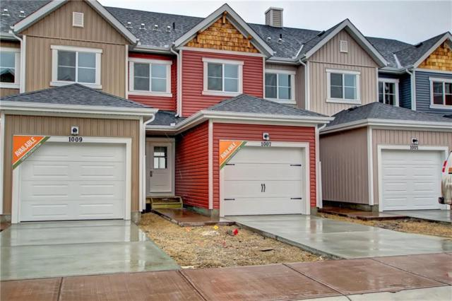 355 Nolancrest Heights NW #1007, Calgary, AB T3R 0Z9 (#C4238861) :: The Cliff Stevenson Group