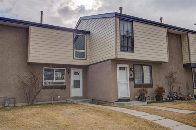 1845 Lysander Crescent SE #13, Calgary, AB T2C 1X9 (#C4238887) :: Calgary Homefinders