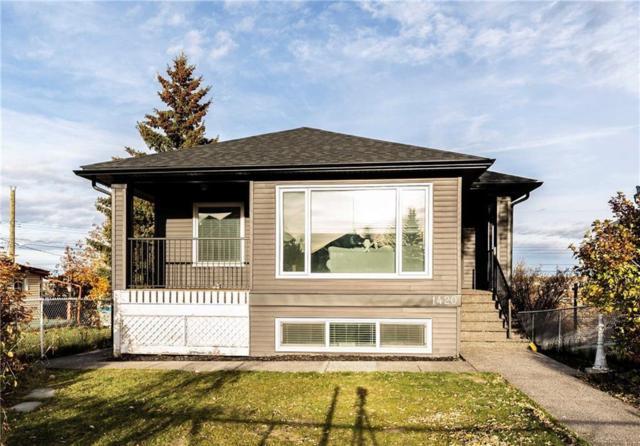 1420 Child Avenue NE, Calgary, AB T2E 5E2 (#C4238897) :: Calgary Homefinders
