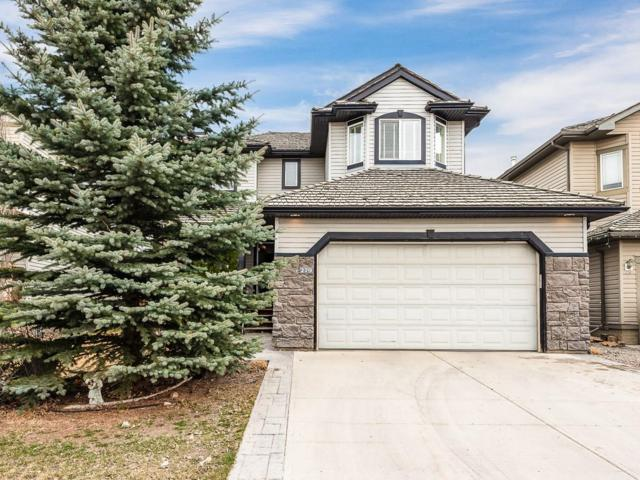 279 Gleneagles View, Cochrane, AB T4C 2H6 (#C4238898) :: The Cliff Stevenson Group