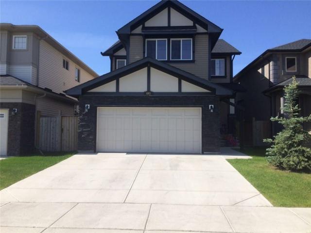 603 Monteith Drive SE, High River, AB T1V 0B6 (#C4238930) :: Redline Real Estate Group Inc