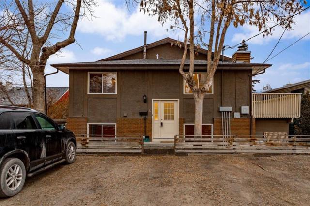 415 13 Avenue NE #4, Calgary, AB T2E 1C3 (#C4238937) :: Calgary Homefinders