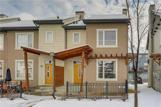 183 Chapalina Square SE, Calgary, AB T2X 0L5 (#C4238976) :: Canmore & Banff