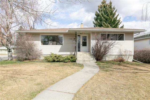 640 55 Avenue SW, Calgary, AB T2V 0G1 (#C4239008) :: Calgary Homefinders