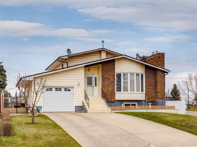 120 Huntchester Crescent NE, Calgary, AB T2K 5E9 (#C4239028) :: Canmore & Banff