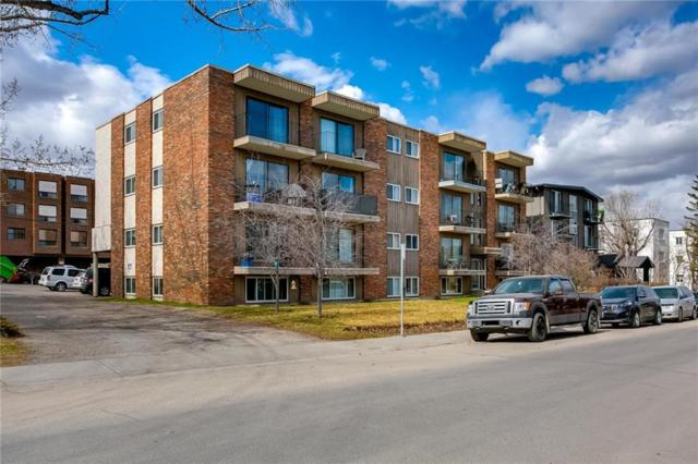 1817 16 Street SW #402, Calgary, AB T2T 4E3 (#C4239039) :: Canmore & Banff