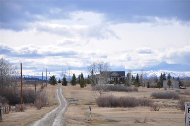 162063 192 Street W #100, Rural Foothills County, AB T1S 2T2 (#C4239056) :: The Cliff Stevenson Group