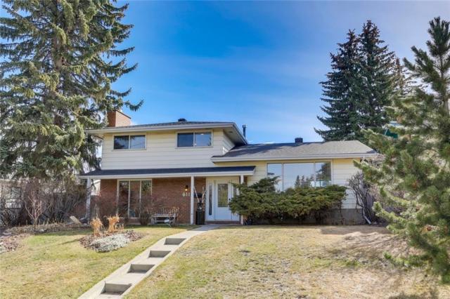 611 Lake Linnet Crescent SE, Calgary, AB T2J 2J3 (#C4239077) :: Redline Real Estate Group Inc