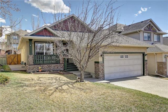 288 Hidden Creek Boulevard NW, Calgary, AB T3A 6H4 (#C4239088) :: Calgary Homefinders