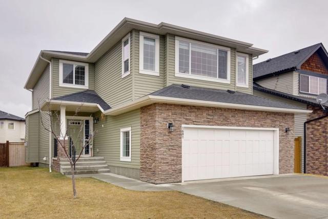1601 Monteith Drive SE, High River, AB T1V 0H5 (#C4239091) :: Redline Real Estate Group Inc