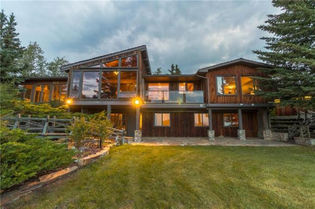 31063 Woodland Close, Rural Rocky View County, AB T3R 1G5 (#C4239109) :: Calgary Homefinders