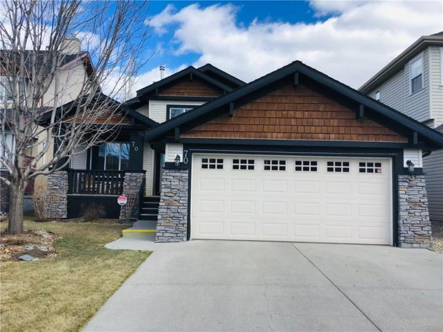 70 Hidden Creek Point(E) NW, Calgary, AB T3A 6J8 (#C4239123) :: Calgary Homefinders