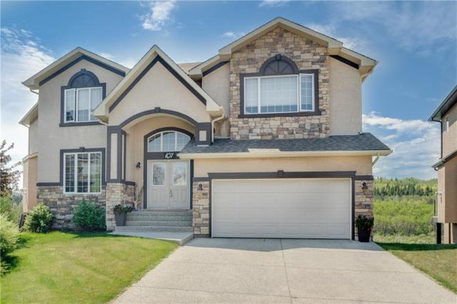 107 West Pointe Manor, Cochrane, AB T4C 0C2 (#C4239126) :: Calgary Homefinders