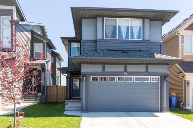 62 Evansborough Crescent NW, Calgary, AB T3P 0M4 (#C4239141) :: Calgary Homefinders