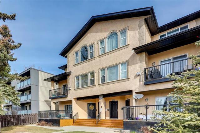 2718 17 Avenue SW #104, Calgary, AB T3E 0A7 (#C4239148) :: The Cliff Stevenson Group