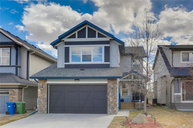 148 Chaparral Valley Terrace SE, Calgary, AB T2X 0L9 (#C4239153) :: Canmore & Banff