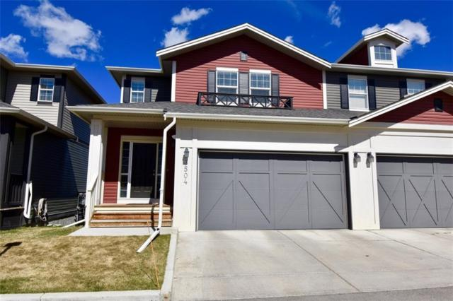 1001 8 Street NW #3504, Airdrie, AB T4B 0W5 (#C4239159) :: Calgary Homefinders
