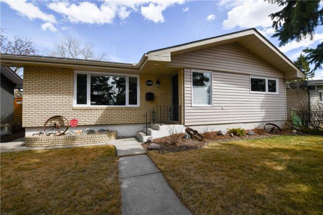 4340 Brentwood Green NW, Calgary, AB T2L 1L3 (#C4239160) :: Calgary Homefinders