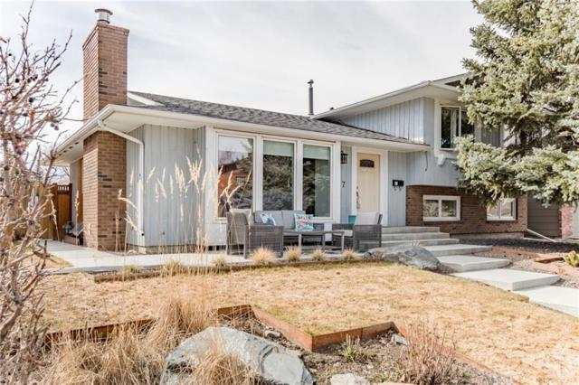 247 Midvalley Way SE, Calgary, AB T2X 1J7 (#C4239179) :: Canmore & Banff