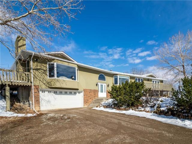 31052 Woodland Heights, Rural Rocky View County, AB T3R 1C6 (#C4239198) :: Calgary Homefinders