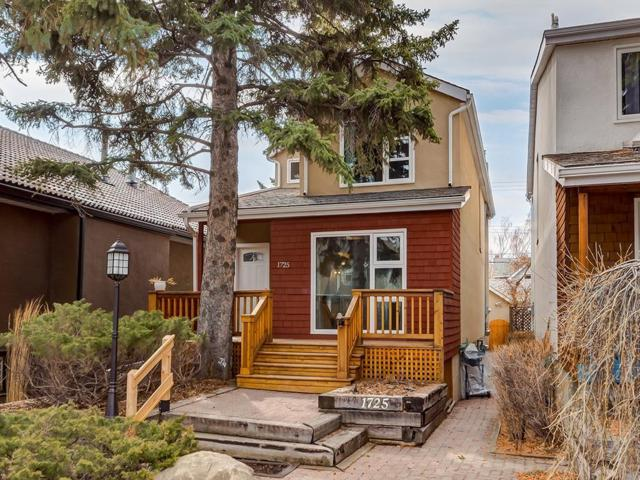 1725 7 Avenue NW, Calgary, AB T2N 0Z5 (#C4239200) :: The Cliff Stevenson Group