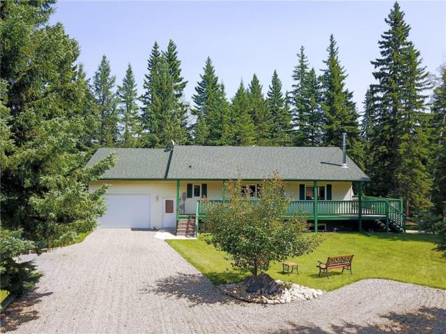 5 Sunnynook Drive, Rural Clearwater County, AB T0M 0M0 (#C4239201) :: Redline Real Estate Group Inc