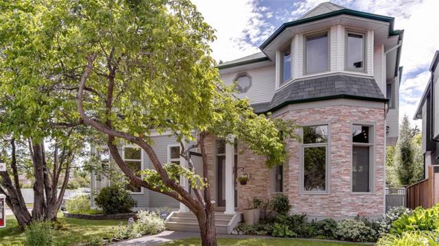 1201 21 Avenue NW, Calgary, AB T2H 1L3 (#C4239272) :: Redline Real Estate Group Inc