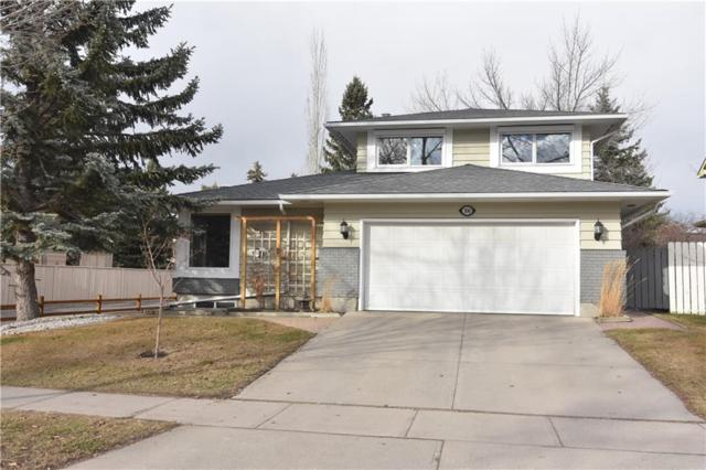 100 Midpark Drive SE, Calgary, AB T2X 1S8 (#C4239291) :: Canmore & Banff