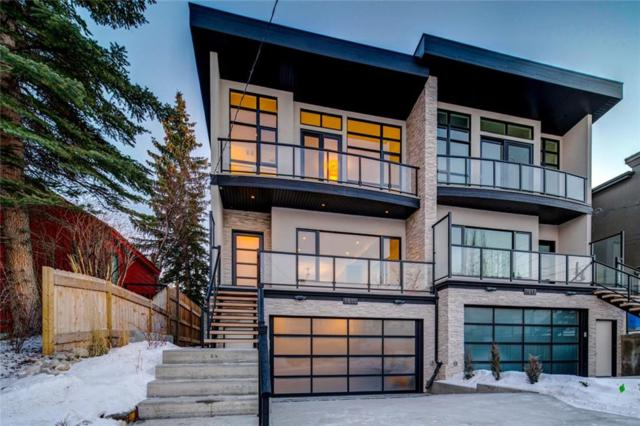 1815 22 Avenue SW, Calgary, AB T2T 0S1 (#C4239314) :: Canmore & Banff