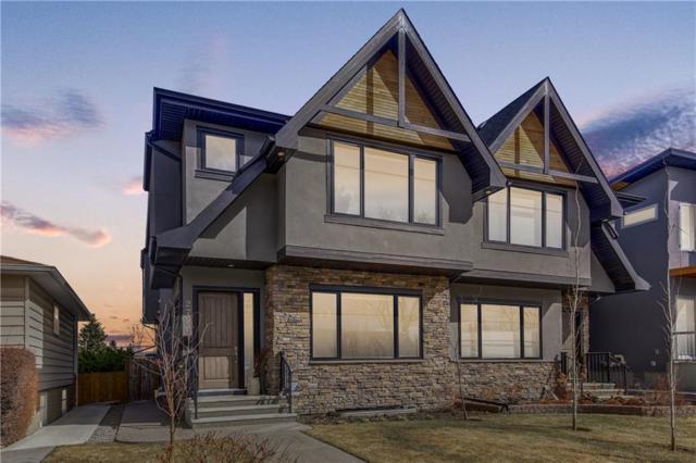 2720 18 Street NW, Calgary, AB T2M 3T8 (#C4239337) :: Redline Real Estate Group Inc