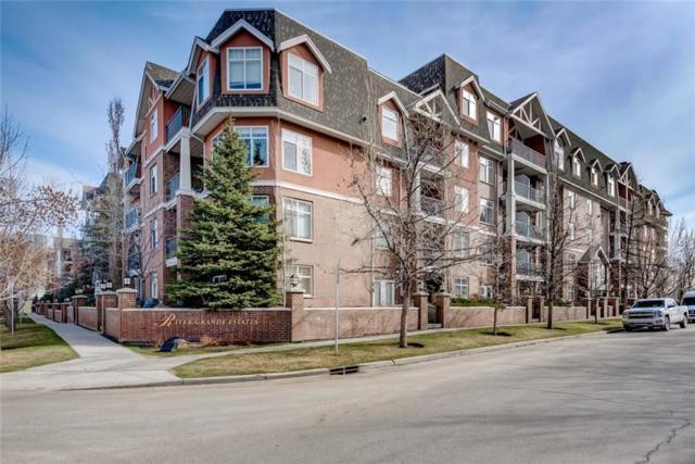 60 24 Avenue SW #112, Calgary, AB T2S 3C9 (#C4239339) :: Redline Real Estate Group Inc