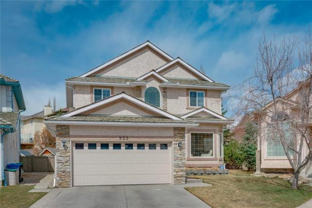 953 Sierra Morena Court SW, Calgary, AB T3H 3R3 (#C4239357) :: Canmore & Banff