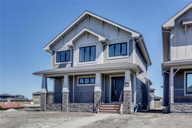 38 Yarrow Gate, Rural Rocky View County, AB T3Z 0C8 (#C4239361) :: Calgary Homefinders