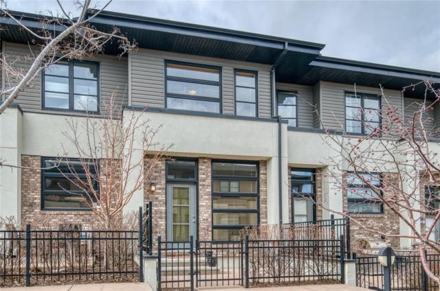 108 Aspen Hills Villa(S) SW, Calgary, AB T3H 0H7 (#C4239375) :: The Cliff Stevenson Group