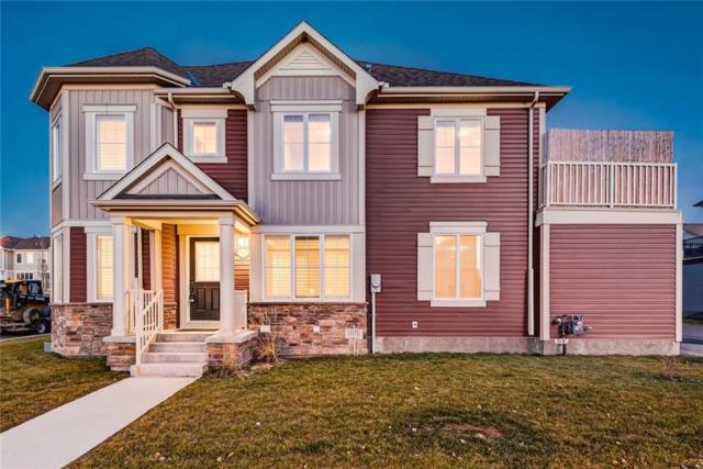 1607 Windstone Road SW, Airdrie, AB T4B 3X6 (#C4239439) :: Canmore & Banff
