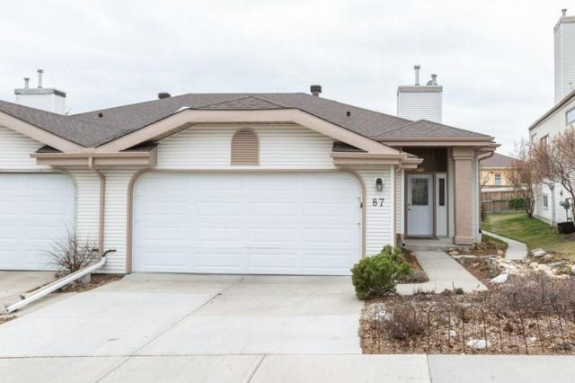 87 Millbank Hill(S) SW, Calgary, AB T2Y 2Z1 (#C4239461) :: The Cliff Stevenson Group