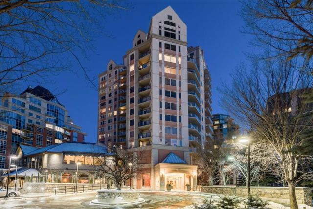 200 La Caille Place SW #603, Calgary, AB T2P 5E1 (#C4239469) :: The Cliff Stevenson Group