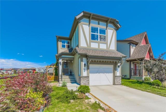 96 Chaparral Valley Common SE, Calgary, AB T2X 0T4 (#C4239504) :: Canmore & Banff