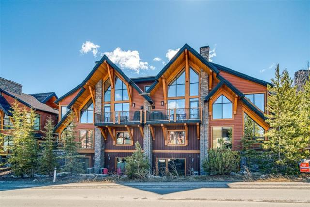 101C Stewart Creek Landing #3102, Canmore, AB T1W 0E3 (#C4239525) :: Canmore & Banff