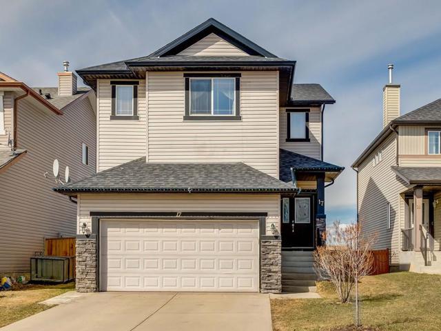 17 Bridlecrest Gardens SW, Calgary, AB T2Y 4Y4 (#C4239553) :: The Cliff Stevenson Group
