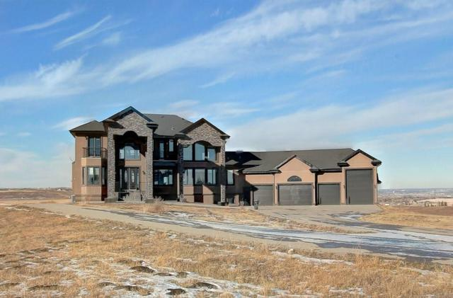 250040 Dynasty Drive W, Rural Foothills County, AB T1S 4Y4 (#C4239566) :: The Cliff Stevenson Group