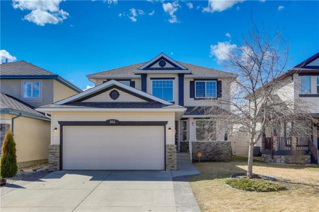 160 Chaparral Crescent SE, Calgary, AB T2X 3K8 (#C4239647) :: Canmore & Banff