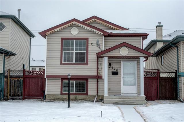 198 Saratoga Close NE, Calgary, AB T1Y 7A1 (#C4239657) :: Calgary Homefinders