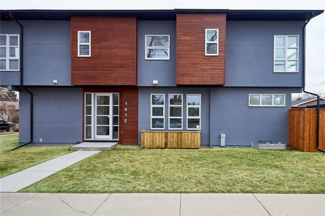 1412 4 Street NE, Calgary, AB T2E 0A1 (#C4239658) :: Calgary Homefinders