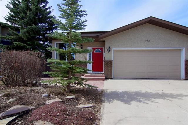 192 Woodbrook Way SW, Calgary, AB T2W 4J2 (#C4239690) :: Calgary Homefinders