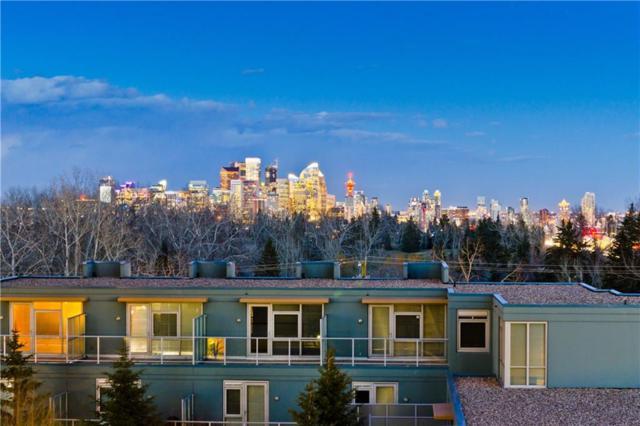 77 Spruce Place SW #401, Calgary, AB T3C 3X6 (#C4240728) :: Calgary Homefinders